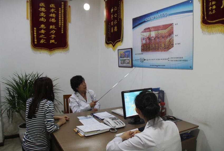 医生门诊室